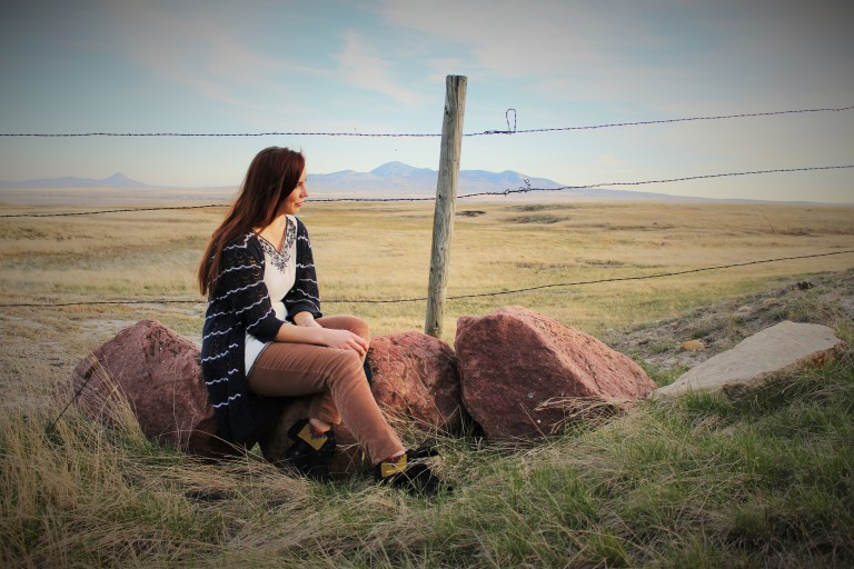 Why I hate fences in life...and how I changed my heart